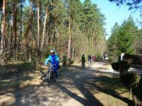 Na rowerze, na rowerze jeździć trzeba jak należy...