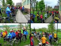 Poniedziałek 8;30- kolejna zbiórka rowerzystów
