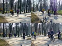 NO TO W DROGĘ... zaczynamy sezon rowerowy;-)))