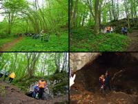 Jaskinia PIEKŁO na Górze Żakowej