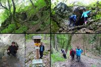 Jaskinia PIEKŁO na Górze Milechowskiej