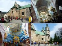 JĘDRZEJÓW- Sanktuarium Błogosławionego Wincentego Kadłubka