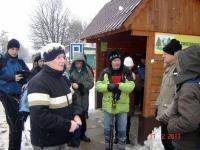 """Ze Św. Katarzyny do Bielin- relacja z niedzielnej wycieczki klubu """"Przygoda"""""""