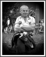 Oto KRZYSIO- nasz wspaniały kolega, dobry i ciepły człowiek, pasjonat turystyki rowerowej...
