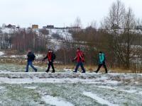 Z bocznej ścieżki wyłoniła się ekipa pod wezwaniem;-))