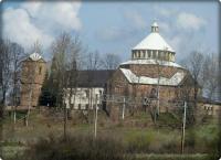 Kościół pw. św. Rozalii i Marcina w Zachełmiu- tutaj przystąpiłam do pierwszej komunii i bierzmowania