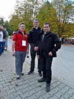 Grzegorz, kolega i Tomasz