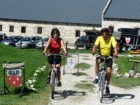 Z MARKIEM na rowerkach