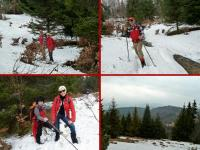 Zimowe klimaty- resztki zimy w górach