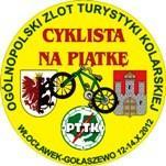 """""""Cyklista na 5""""- Ogólnopolski Zlot Rowerowy we Włocławku"""