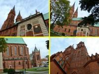 Bazylika katedralna Wniebowzięcia Najświętszej Maryi Panny z XIV w.