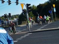 Ścieżki  rowerowe we Włocławku