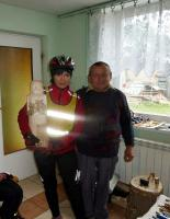 A tu ja z panem Janem i św. Franciszkiem :-)