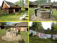 Kłóbka- Kujawsko-Dobrzyński Park Etnograficzny- lanse przy studzience
