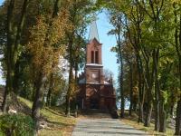 Kłóbka- kościół parafialny p. w. Św. Prokopa