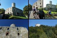 BABICE- ruiny zamku Lipowiec
