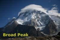 Ku pamięci Macieja Berbeki i Tomasza Kowalskiego zagubionych na Broad Peak