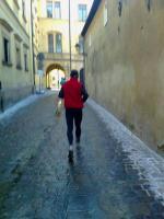 Krakowskimi uliczkami