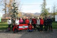 10/11-11-2012 Wyjazd Klubu Górskiego w Gorce.