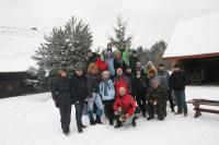 19-01-2013 Na kuligu z Deptaczami.