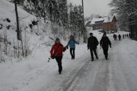 9/10-02-2013 Wyjazd Klubu Górskiego PTTK Kielce w Beskid Mały.